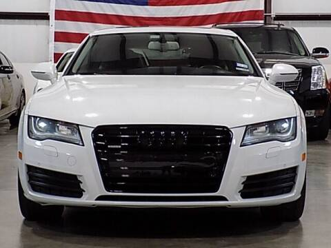2013 Audi A7 for sale at Texas Motor Sport in Houston TX