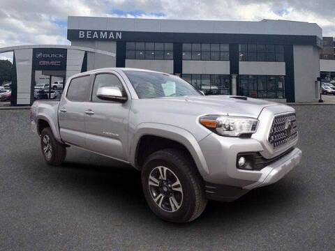 2018 Toyota Tacoma for sale at BEAMAN TOYOTA - Beaman Buick GMC in Nashville TN