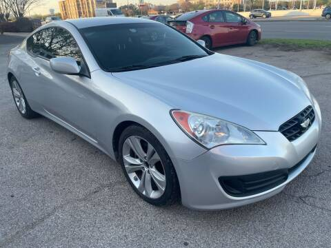 2012 Hyundai Genesis Coupe for sale at Austin Direct Auto Sales in Austin TX