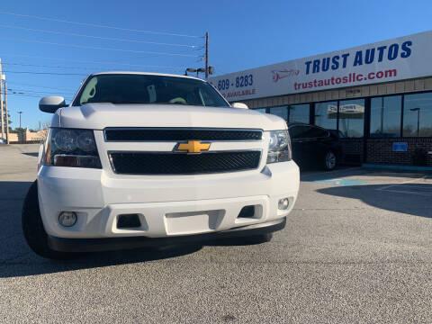 2014 Chevrolet Tahoe for sale at Trust Autos, LLC in Decatur GA