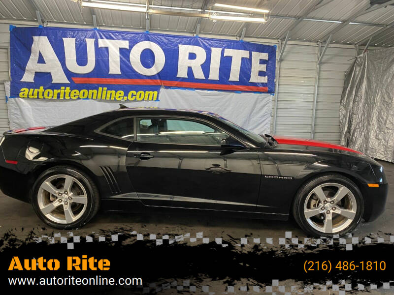 2011 Chevrolet Camaro for sale at Auto Rite in Cleveland OH