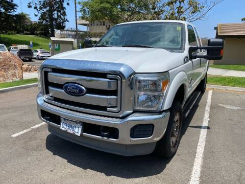 2013 Ford F-250 Super Duty for sale at Korski Auto Group in National City CA