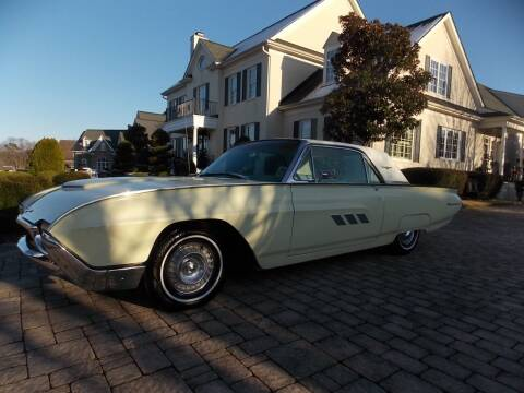 1963 Ford Thunderbird for sale at Deer Park Auto Sales Corp in Newport News VA