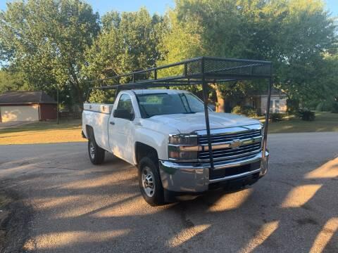 2015 Chevrolet Silverado 2500HD for sale at CARWIN MOTORS in Katy TX
