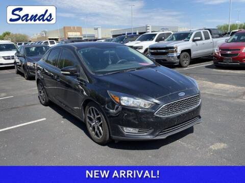 2018 Ford Focus for sale at Sands Chevrolet in Surprise AZ