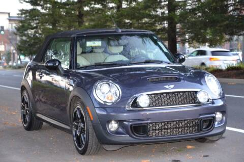 2013 MINI Convertible for sale at Brand Motors llc in Belmont CA