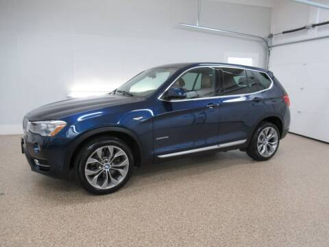 2017 BMW X3 for sale at HTS Auto Sales in Hudsonville MI