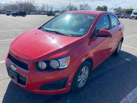 2014 Chevrolet Sonic for sale at MFT Auction in Lodi NJ