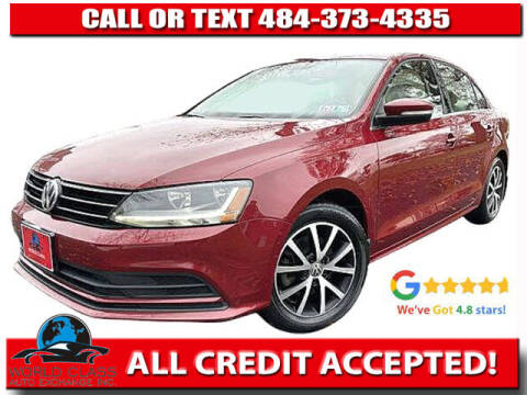 2017 Volkswagen Jetta for sale at World Class Auto Exchange in Lansdowne PA