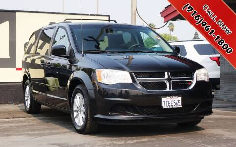 2014 Dodge Grand Caravan for sale at H1 Auto Group in Sacramento CA