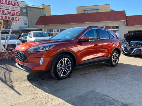 2020 Ford Escape for sale at STS Automotive in Denver CO