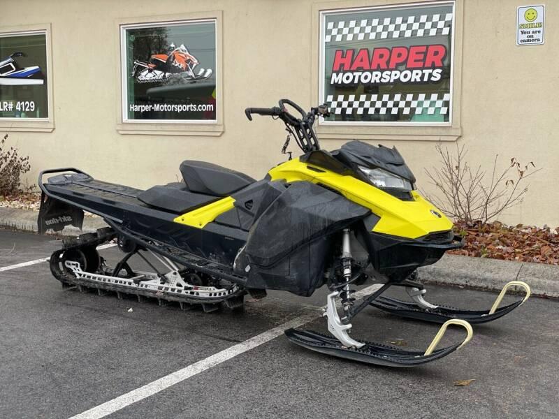 2017 Skidoo Summit 850 Trygstad BIG BORE for sale at Harper Motorsports in Post Falls ID