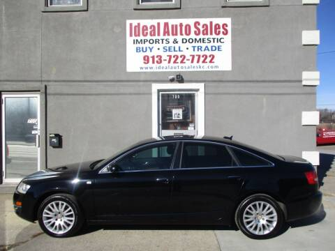 2006 Audi A6 for sale at Ideal Auto in Kansas City KS