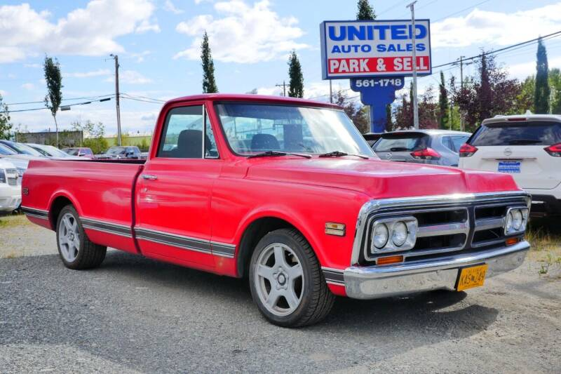 1969 GMC C/K 1500 Series for sale at United Auto Sales in Anchorage AK