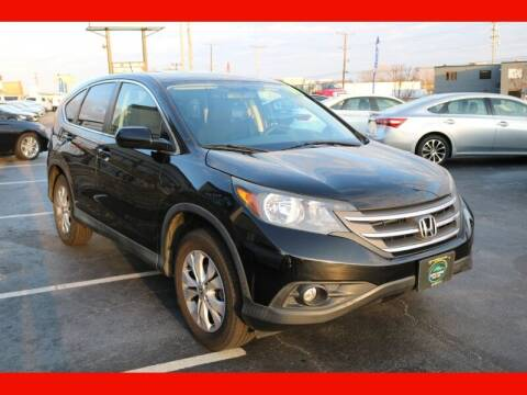 2014 Honda CR-V for sale at AUTO POINT USED CARS in Rosedale MD