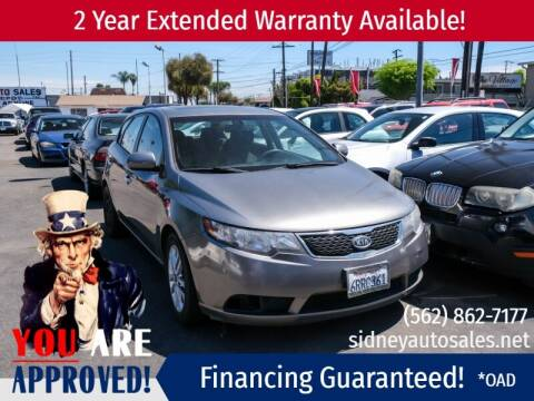 2011 Kia Forte5 for sale at Sidney Auto Sales in Downey CA