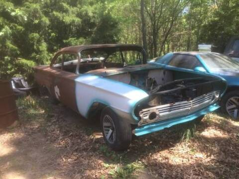1960 Chevrolet Biscayne for sale at Haggle Me Classics in Hobart IN