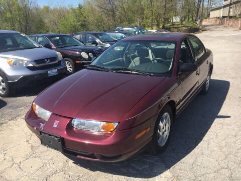 2002 Saturn S-Series for sale at Best Buy Auto Sales in Murphysboro IL
