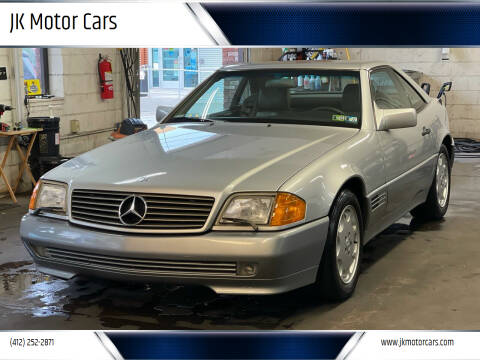 1992 Mercedes-Benz 500-Class for sale at JK Motor Cars in Pittsburgh PA