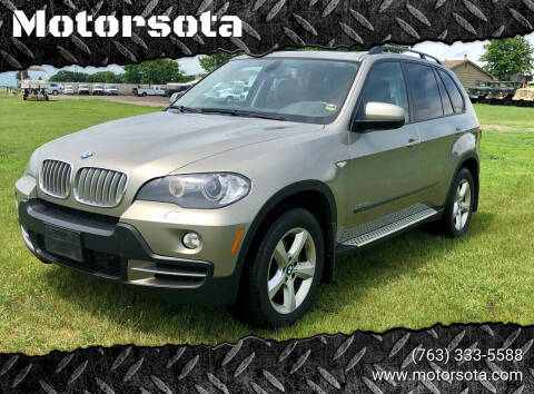 2010 BMW X5 for sale at Motorsota in Becker MN
