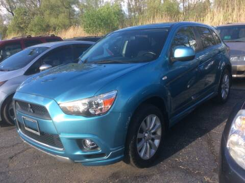 2011 Mitsubishi Outlander Sport for sale at Luxury Cars Xchange in Lockport IL