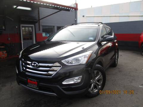 2014 Hyundai Santa Fe Sport for sale at Newark Auto Sports Co. in Newark NJ