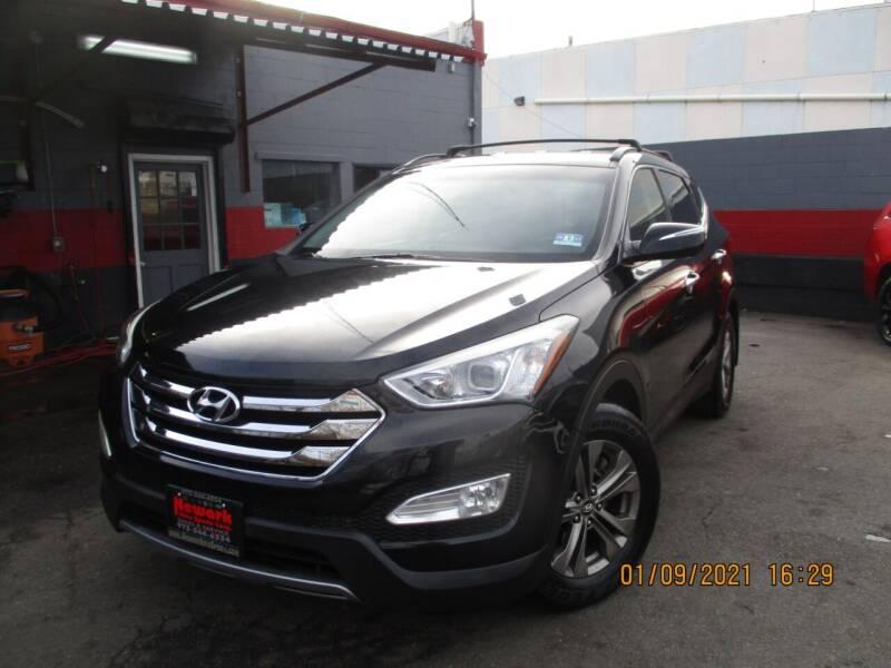 2014 Hyundai Santa Fe Sport for sale at Newark Auto Sports Co. in Newark NJ