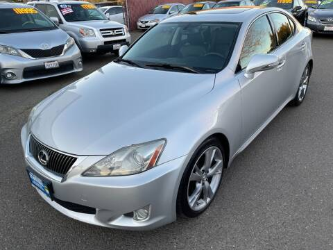 2009 Lexus IS 250 for sale at C. H. Auto Sales in Citrus Heights CA