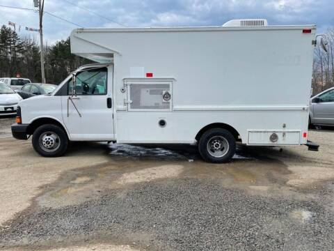 2005 GMC Savana Cutaway for sale at Upstate Auto Sales Inc. in Pittstown NY