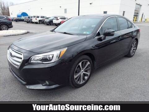 2016 Subaru Legacy for sale at Your Auto Source in York PA