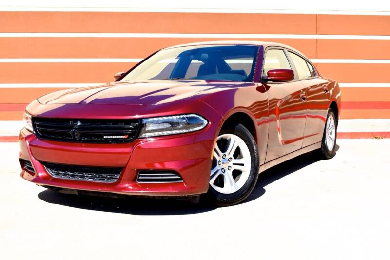 2019 Dodge Charger for sale at Auto Hunters in Houston TX