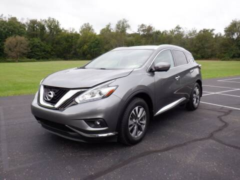 2015 Nissan Murano for sale at MIKES AUTO CENTER in Lexington OH