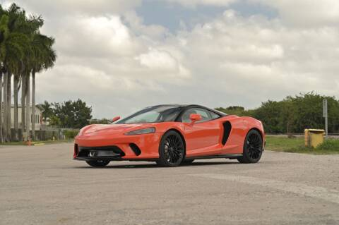 2020 McLaren GT for sale at EURO STABLE in Miami FL