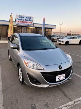2014 Mazda MAZDA5 for sale at Carland Auto Sales in Sacramento CA