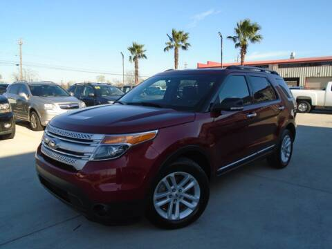 2015 Ford Explorer for sale at Premier Foreign Domestic Cars in Houston TX