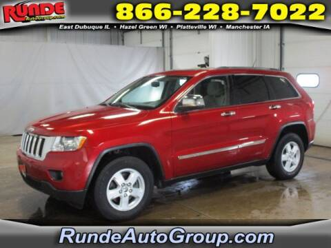 2011 Jeep Grand Cherokee for sale at Runde Chevrolet in East Dubuque IL