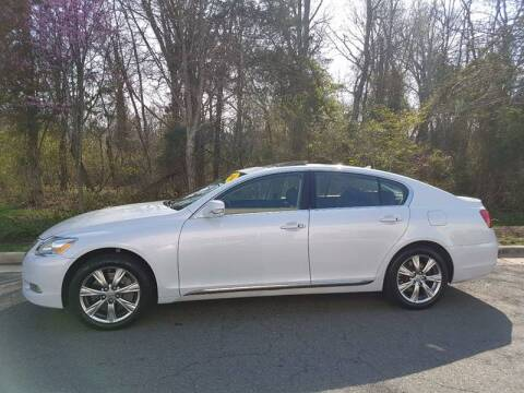 2008 Lexus GS 350 for sale at M & M Auto Brokers in Chantilly VA
