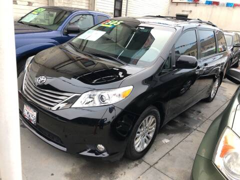 2011 Toyota Sienna for sale at Excelsior Motors , Inc in San Francisco CA