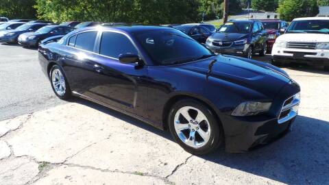 2012 Dodge Charger for sale at Unlimited Auto Sales in Upper Marlboro MD