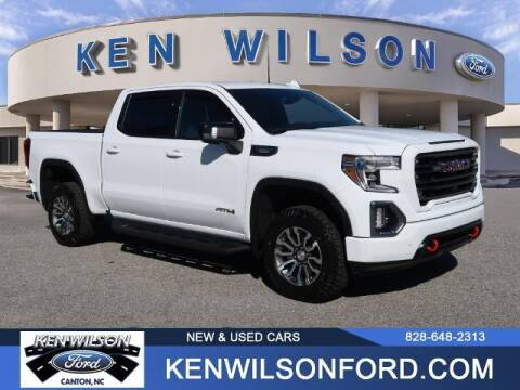 2020 GMC Sierra 1500 for sale at Ken Wilson Ford in Canton NC
