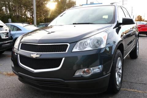 2010 Chevrolet Traverse for sale at Prime Auto Sales LLC in Virginia Beach VA