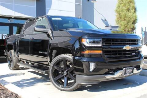 2018 Chevrolet Silverado 1500 for sale at UNITED AUTO in Millcreek UT