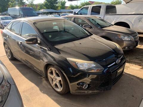2014 Ford Focus for sale at Excellence Auto Direct in Euless TX
