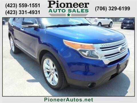 2014 Ford Explorer for sale at PIONEER AUTO SALES LLC in Cleveland TN