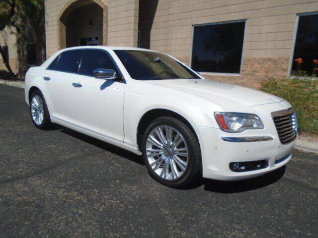 2011 Chrysler 300 for sale at COPPER STATE MOTORSPORTS in Phoenix AZ