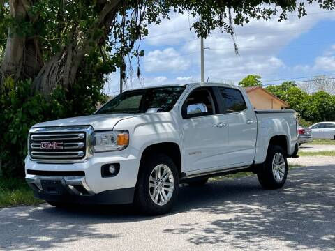 2016 GMC Canyon for sale at Auto Direct of South Broward in Miramar FL