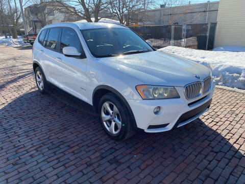 2011 BMW X3 for sale at RIVER AUTO SALES CORP in Maywood IL