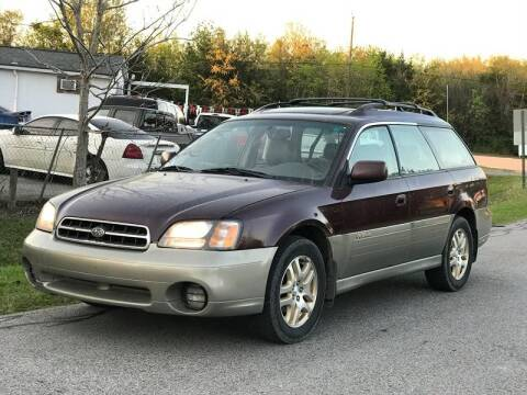 2000 Subaru Outback for sale at Loco Motors in La Porte TX