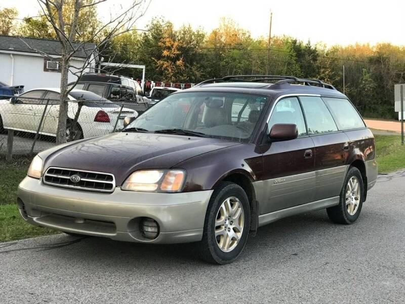 2000 Subaru Outback for sale at Loco Motors in La Porte TX