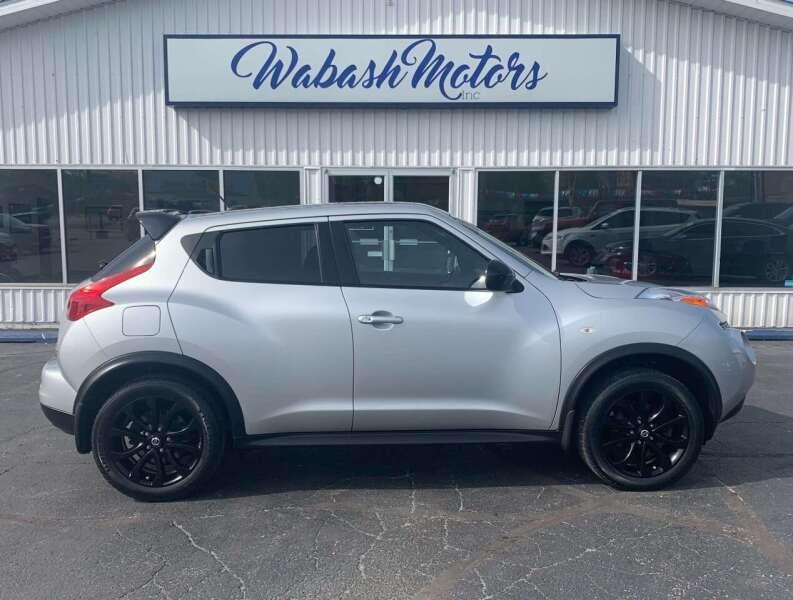 2013 Nissan JUKE for sale at Wabash Motors in Terre Haute IN